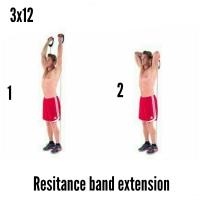 Antrenament triceps începători #1